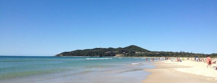 Byron Beach is one of Australia.