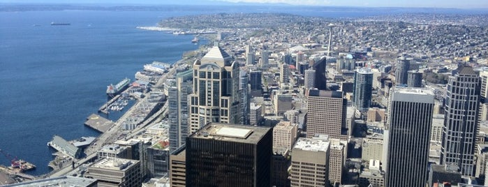 Columbia Center Observation Deck is one of Seattle.