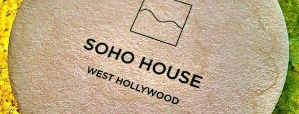 Soho House is one of la.