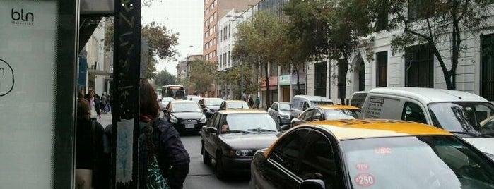 Parada PA261 is one of Santiago Centro 2.