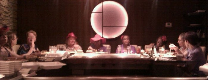 Taki Japanese Steakhouse is one of Restaurants ATL.