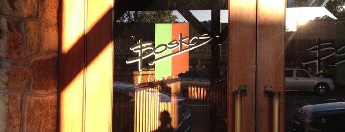 Boskos Pasta & Pizzeria is one of US West Coast.