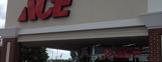 Rommel's Ace Home Center is one of Cece's Places-2.