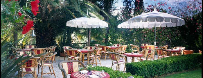 Chateau Marmont Restaurant is one of Best of USA (except NY).