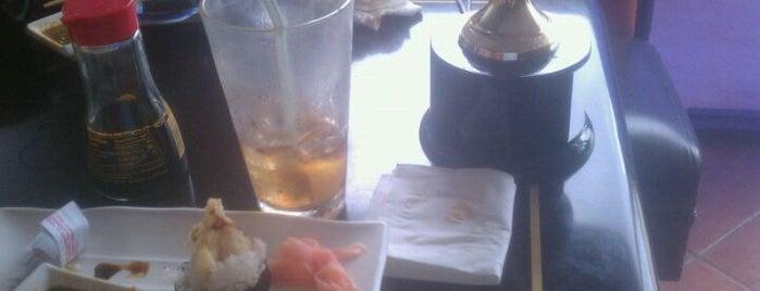 Nijiya Sushi Bar & Grill is one of AlmostVeggies.com: сохраненные места.