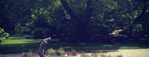 Hofgarten is one of J : понравившиеся места.