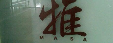 Masa is one of 3* Star* Restaurants*.
