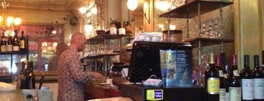 Café Antoine is one of Mes restaurants favoris à Paris 1/2.
