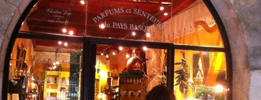 Parfumerie Basque is one of Paris.