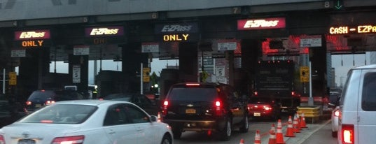 Holland Tunnel is one of The Great Outdoors NY.