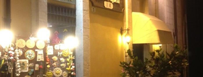 'u saracinu is one of ristoranti.