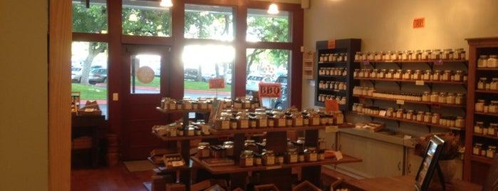 Savory Spice Shop is one of Josh : понравившиеся места.