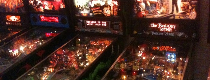 Pacific Pinball Museum is one of SF Trip.