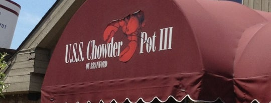 U.S.S. Chowder Pot III is one of Dmitri 님이 좋아한 장소.
