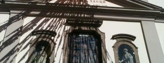 Paróquia São Francisco Xavier is one of Lugares favoritos de Helem.