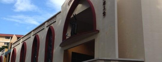 Singapore Catholic Churches (North)