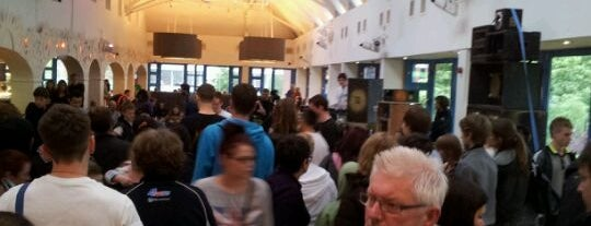 West Yorkshire Playhouse is one of leeds.