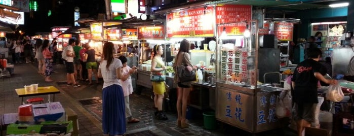 Shuang Cheng Street Night Market is one of Taipei.