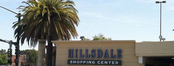 Hillsdale Shopping Center is one of Posti che sono piaciuti a Christopher.