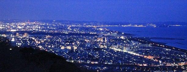湘南平 is one of 日本夜景遺産.