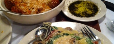 Zio's Italian Kitchen is one of Places I recommend.