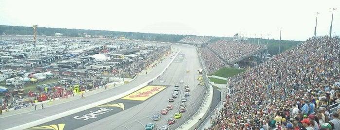 Darlington Raceway is one of Bucket List for Gearheads.