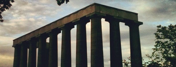 Old City Observatory is one of Edinburgh To Do Before Graduating List.
