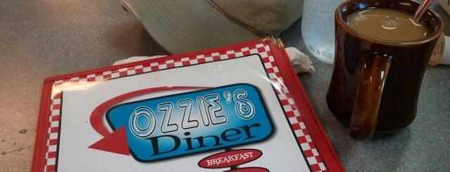 Ozzie's Diner is one of OKC Breakfast/Brunch Spots.