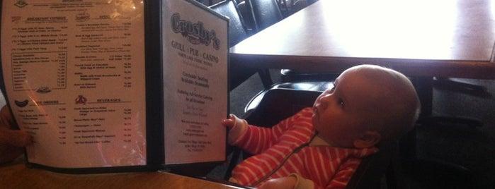 Crosby's Grill Pub & Casino is one of Incline Villiage.