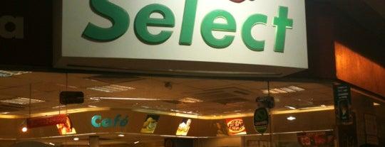 Shell Select is one of สถานที่ที่ Juniani ถูกใจ.