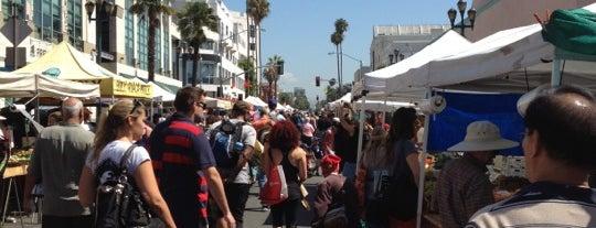 Santa Monica Farmers Market is one of L.A..