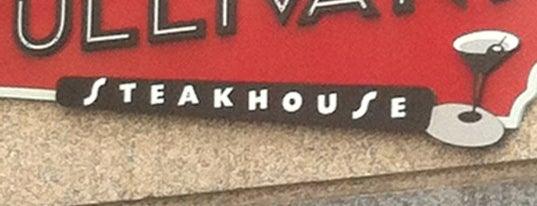 Sullivan's Steakhouse is one of 2012 MLA Seattle.