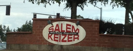 Keizer/Salem Line is one of Locais curtidos por Danii.