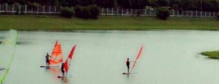Nongbon Water Sports Center is one of Posti che sono piaciuti a Yodpha.