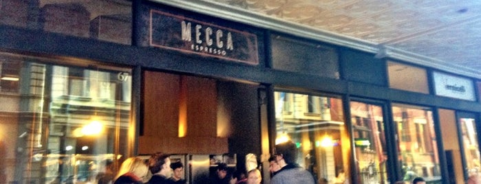 Mecca Espresso is one of Sydney, NSW.