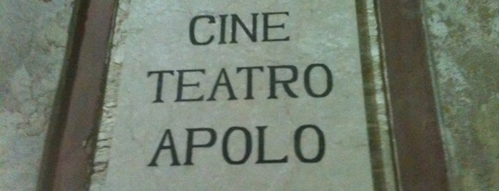 Teatro Apolo is one of Recife.