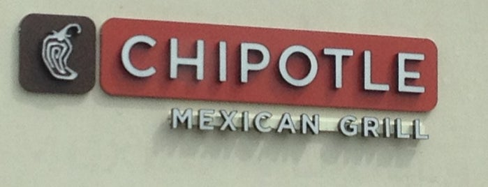 Chipotle Mexican Grill is one of Cinci Work Food.