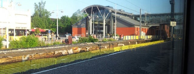 Gare de Gembloux is one of Places in Europe.