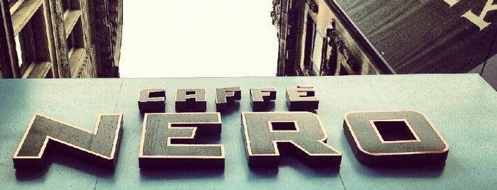Caffè Nero is one of Orte, die Gamze. gefallen.