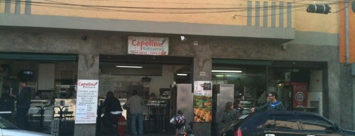 Capeline Rotisserie is one of Baixa Gastronomia.
