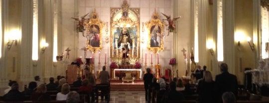 Templo de Ntro. Padre Jesús de la Salud y María Santísima de las Angustias - Los Gitanos is one of Cosas que ver en Sevilla.