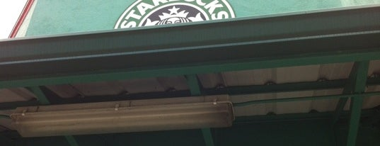 Starbucks is one of สถานที่ที่ Girish ถูกใจ.