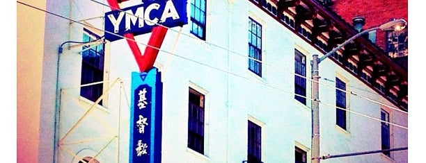 YMCA is one of San Francisco Dos.