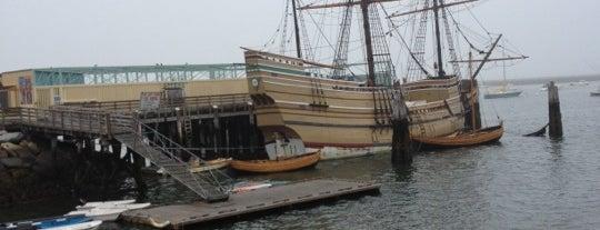 Mayflower II is one of 7th 미국여행.
