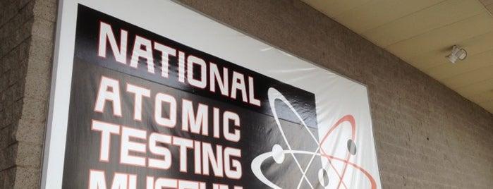 National Atomic Testing Museum is one of Las Vegas.