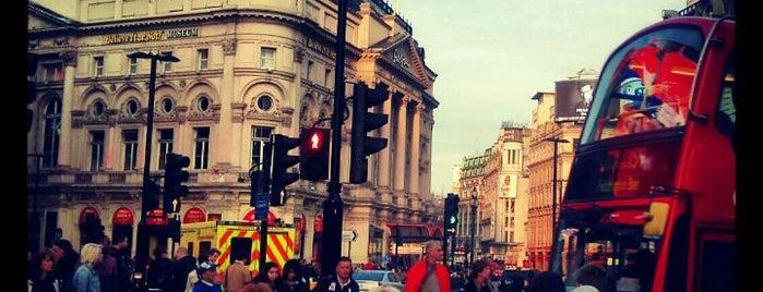 Oxford Street is one of Best Shopping Spots in London.