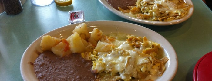Esperanza's Restaurant & Bakery is one of * Fort Worth Restaurants Are Gr8—Kurt's Favorites.