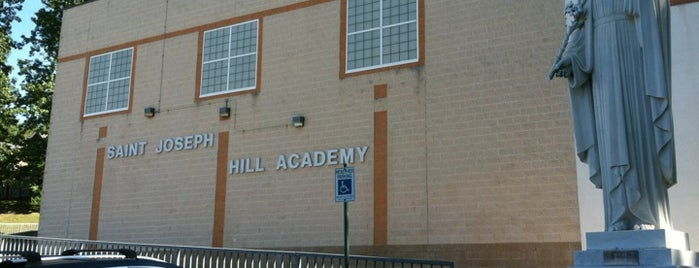 St. Joseph Hill Academy is one of Lugares favoritos de Fretdemlana.