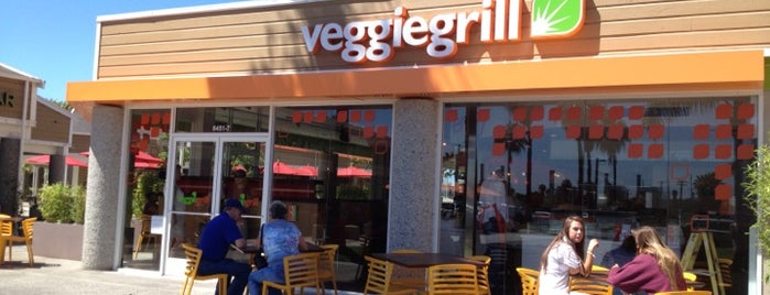 Veggie Grill is one of Locais salvos de Ben.