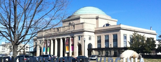 Science Museum of Virginia is one of RVAJS Concierge Suggestions.